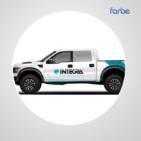 Pickup Vehicle Graphics