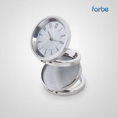 Foldable Metal Clock