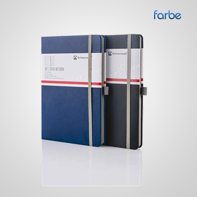 Schwarzwald Soft Touch Notebook