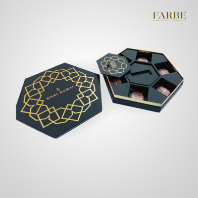 Elegant Date Gift Box