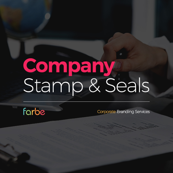 Company Stamp & Seals