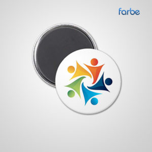 Promotional Badge Magnets