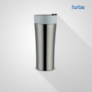 Stainless Steel Mug – Farbe Middle East | Promotional Gifts