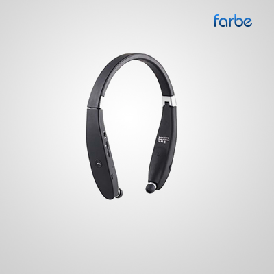 Foldable Bluetooth Headset