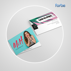 Business cards printing farbe middle east leading printing press folded business cards reheart