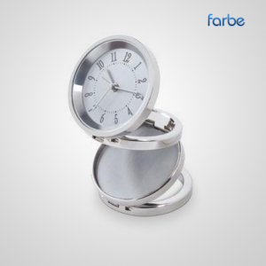 Foldable Metal Clock