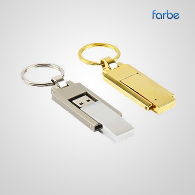Mini Flip Metal USB