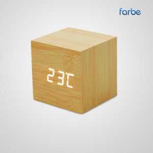 Promotional Desk Clock