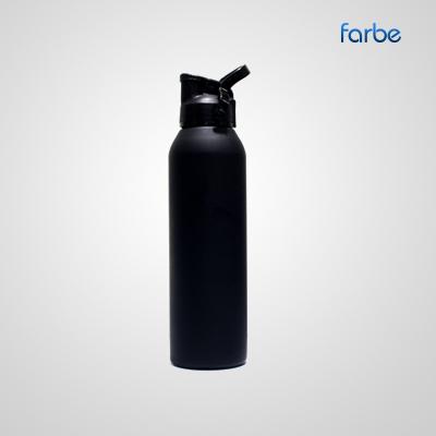 Omega Matt Black Bottle