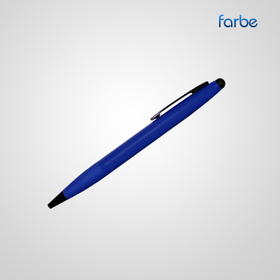 Dream Blue Metal Pen